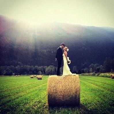 самые красивые свадебные фото 2013