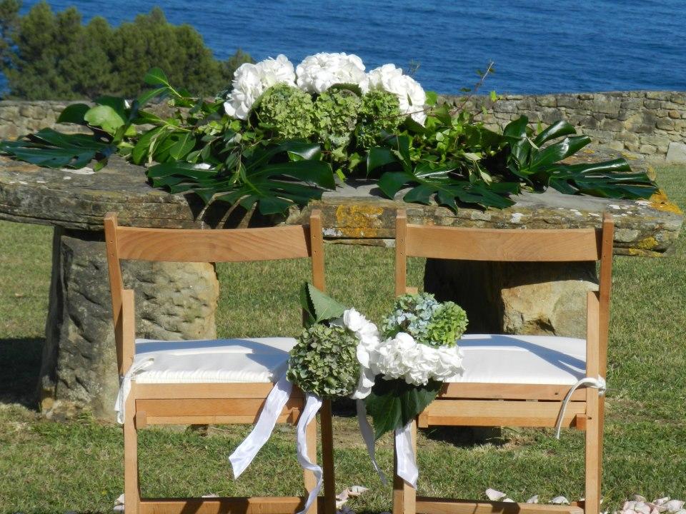 свадьба у океана