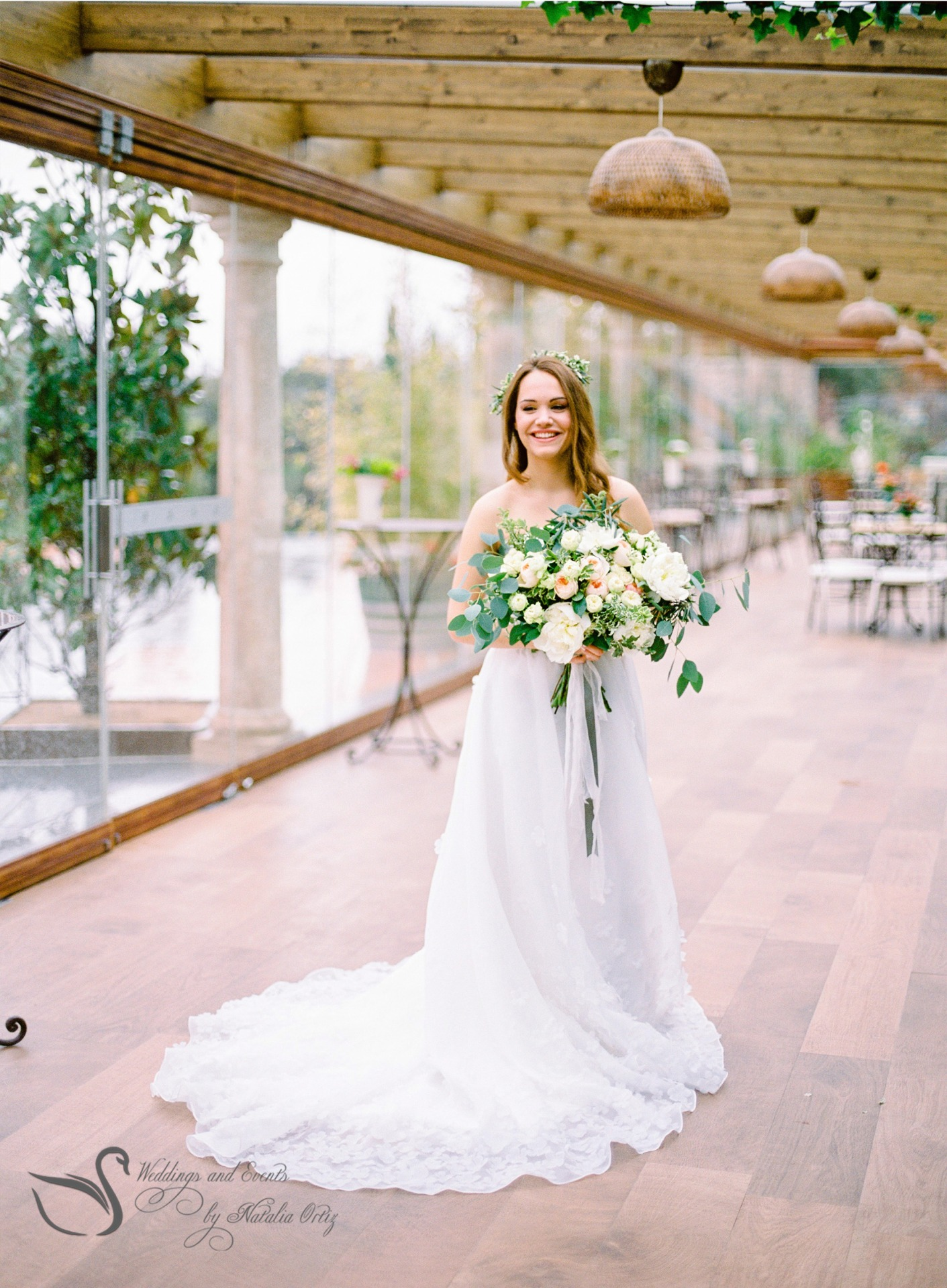 Весенняя свадьба в Испании
