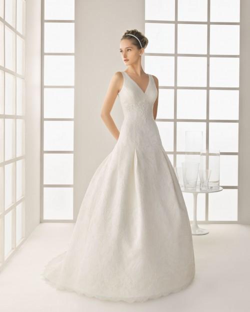 как выбрать прическу невесты