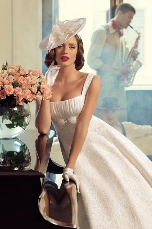 Свадебные платья Татьяна Каплун 2015