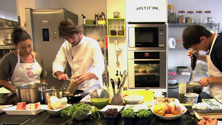 Идея девичника - мастер-класс по испанкой кухни