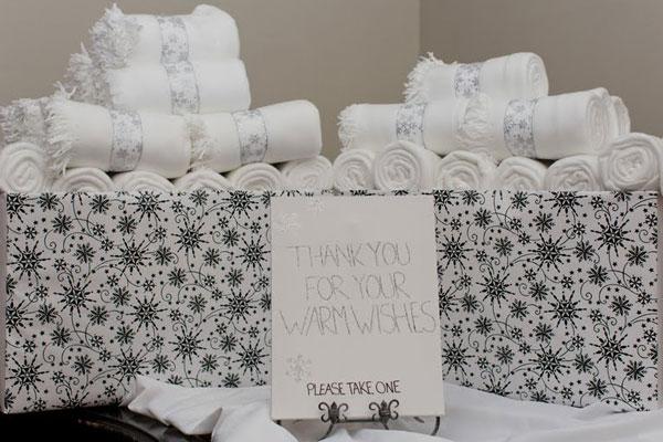 Идеи зимних комплиментов для гостей