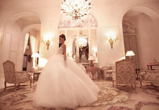 свадебные платья Inbal Dror