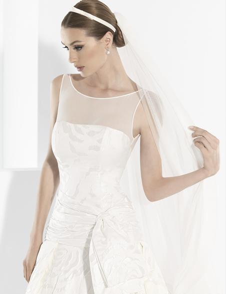 свадебные платья Franc Sarabia 2014