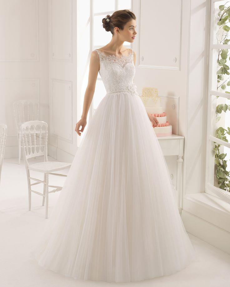 свадебное платье Aire Barcelona