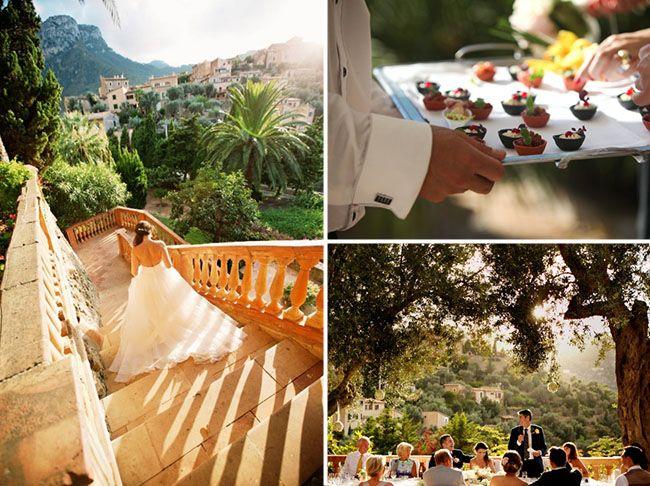 Свадьба за границей в ноябре