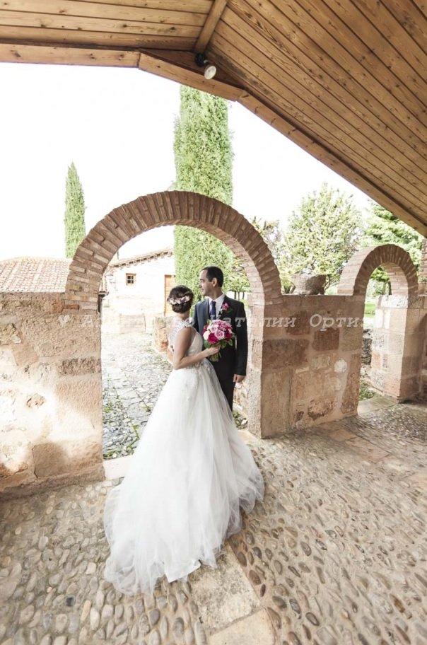 свадьба для двоих Оскара и Натальи