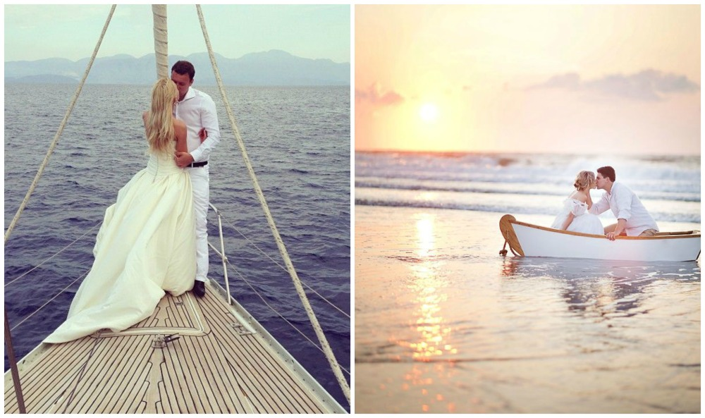 Свадебный транспорт в Испании