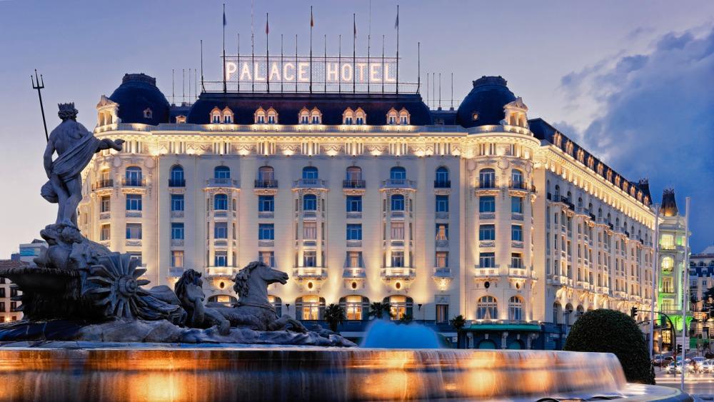лучшие отели для свадьбы в Мадриде