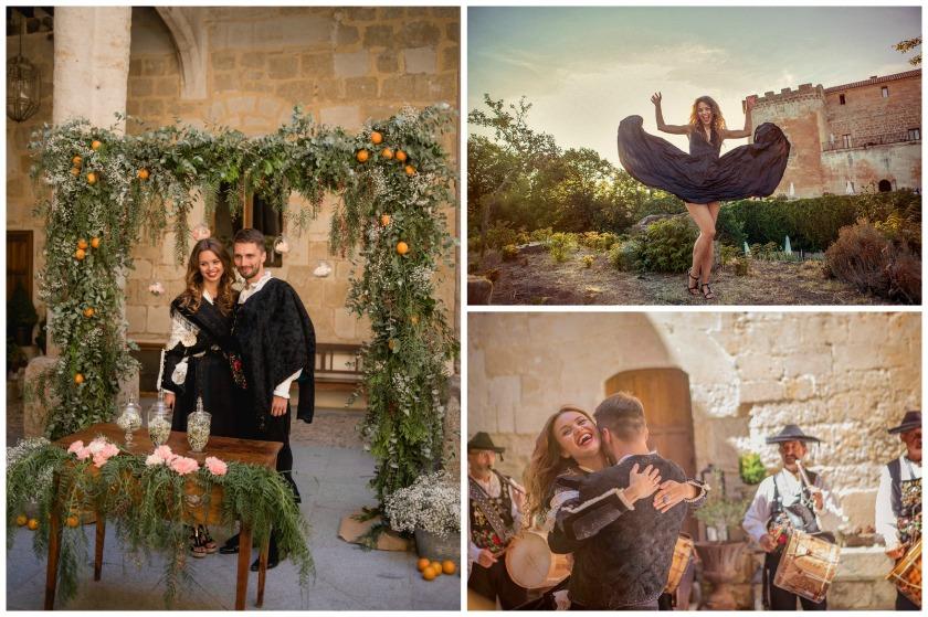 свадьба в испанском стиле