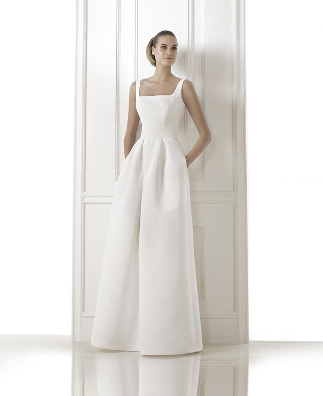 свадебные платья Pronovias 2015