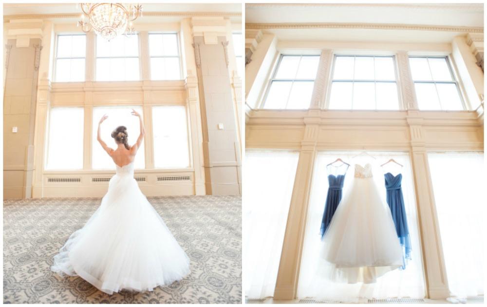 свадьба в стиле балет