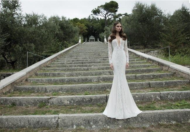 свадебные платья от Berta Bridal