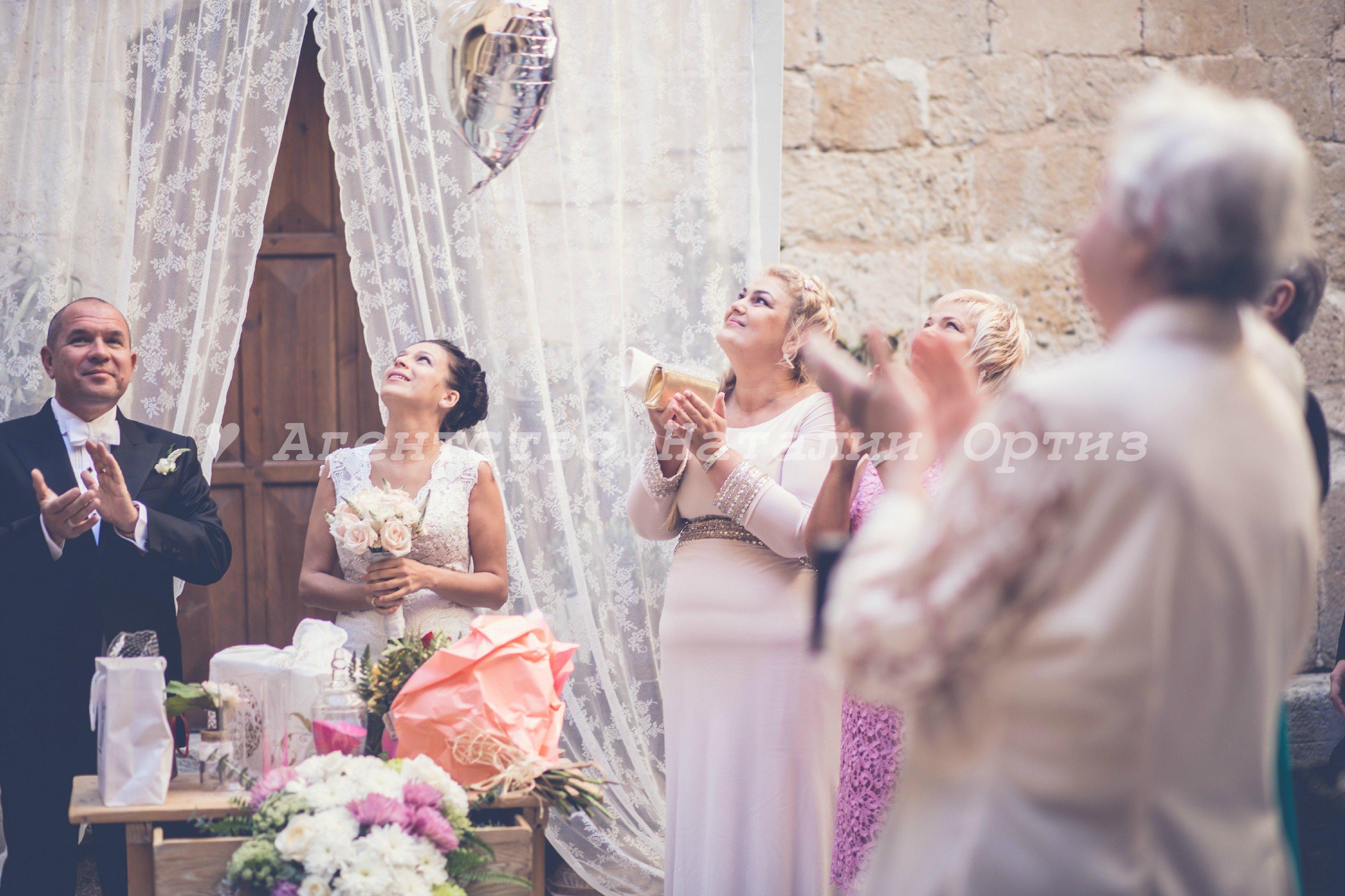 как закончить видео свадьбы