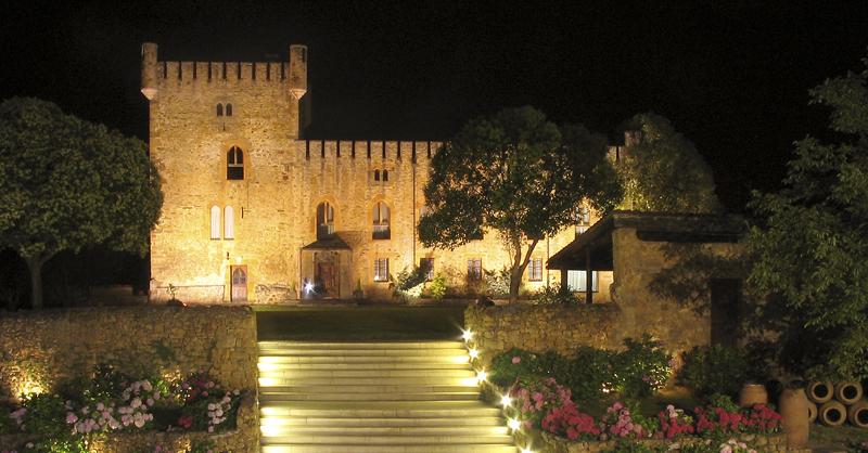Замки в Испании для вашей свадьбы