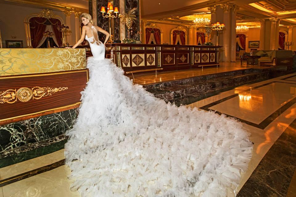 Свадебные платья Dimitrius Dalia 2014