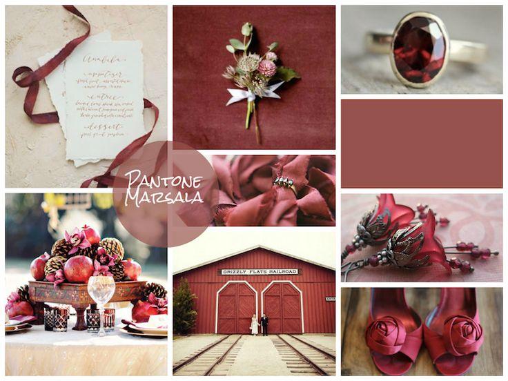 самый популярный цвет на свадьбе 2015 года
