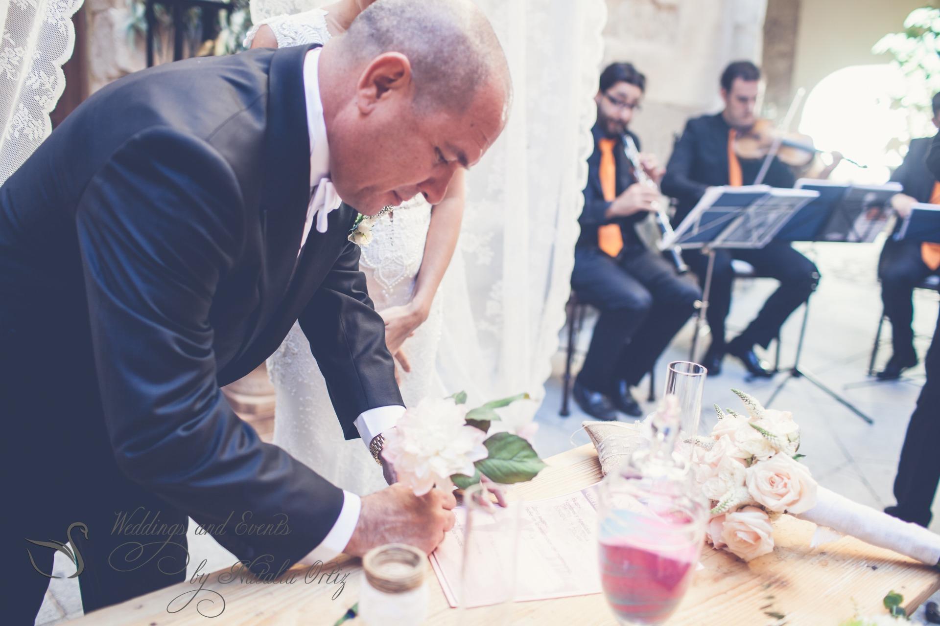 официальная регистрация брака в испании