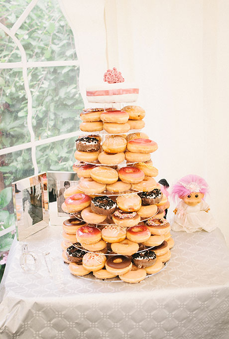 альтернатива свадебному торту