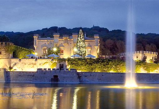 Замки для свадьбы в Испании