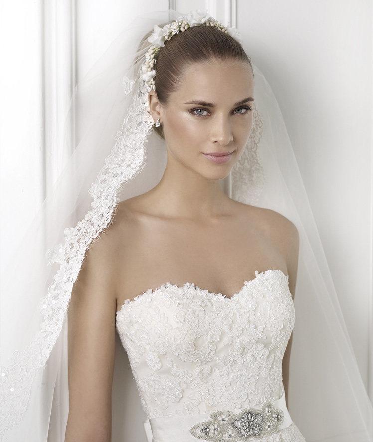 Тенденции свадебного макияжа 2015