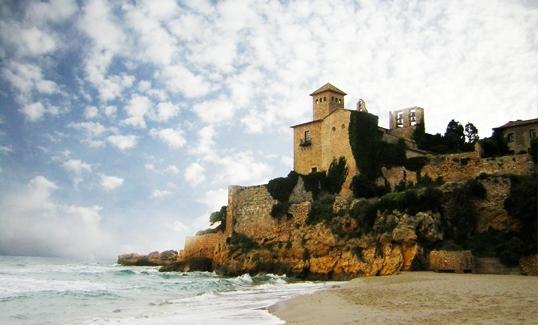 Замки в Испании для свадьбы