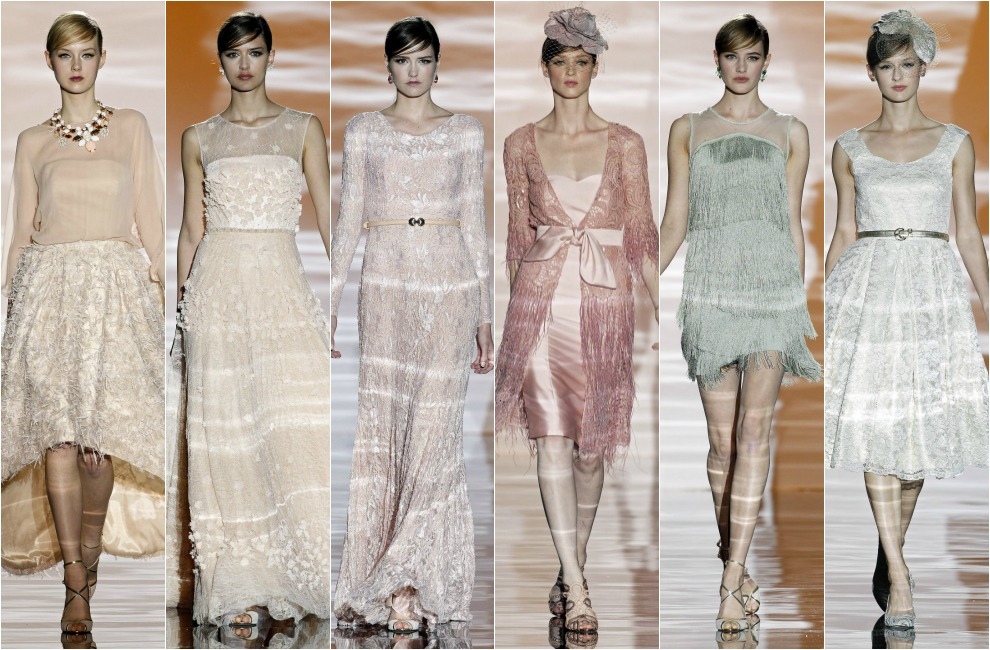 свадебные платья  Carla Ruiz 2015