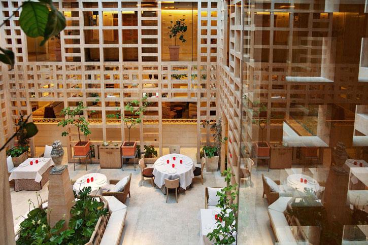 лучшие отели Мадрида для свадьбы