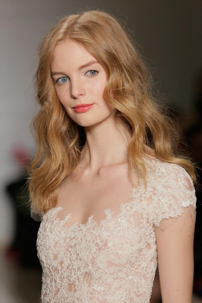 Тенденции макияжа невесты 2015