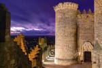 5 лучших замков в Испании, которые необходимо посетить, если путешествовать в Испанию.