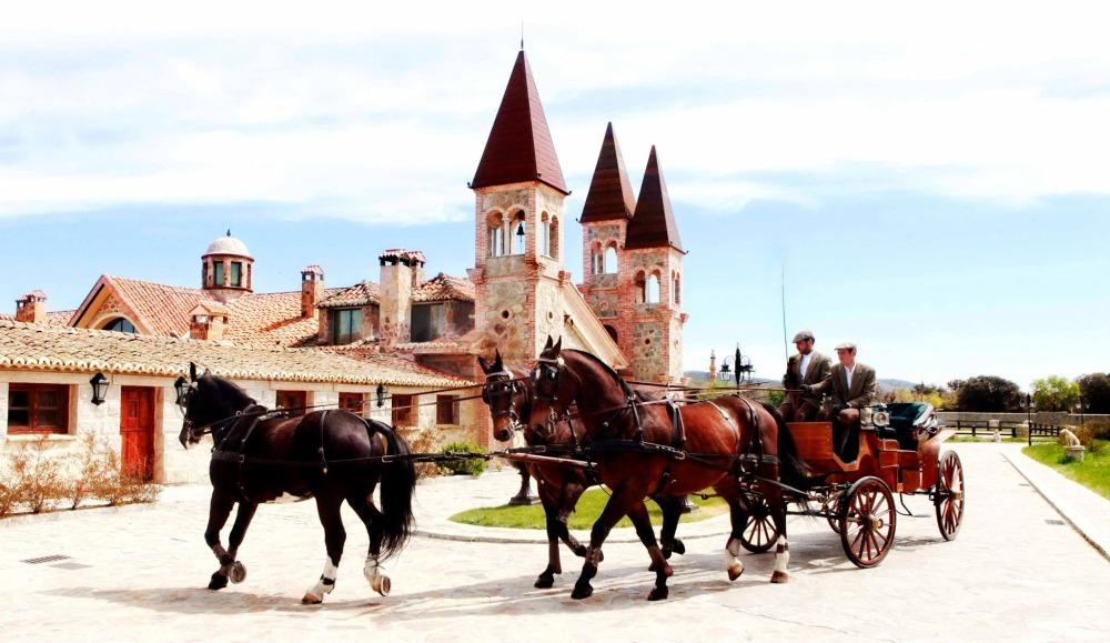 svadba v madride
