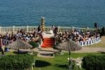 Свадьба на смотровой площадке