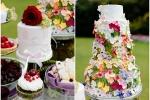 Модные тенденции свадебных тортов 2013 года