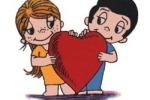 Свадьба в стиле «Love is»: мечта детства!