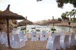 Свадьба в живописной бухте