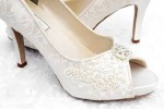 Все тенденции новой свадебной обуви 2015 года